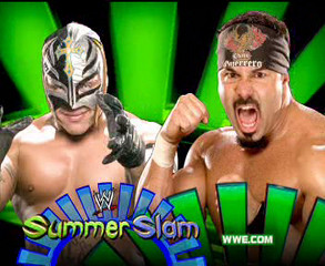 summerslam 2007 part 3