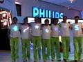 Philips Photonic Textiles-Lumalive Technology demo