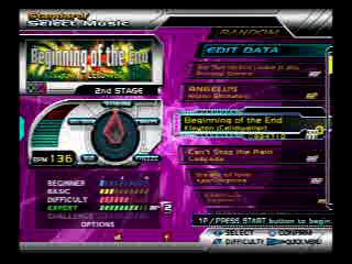 Dance Dance Revolution SuperNOVA2: Beginning of the End (www.rithum.com)