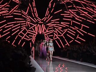 ELLE Fashion Week Paris - Alexander Mcqueen