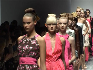 ELLE Fashion Week Paris - Martin Grant
