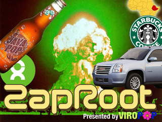 ZapRoot 006 | Russian Bomb Hybrid Yukon Fair Trade Coffee
