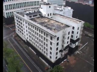 Hotel San Diego Implosion