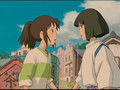 Spirited Away - Sailing