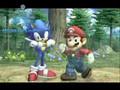 Super Smash Bros Brawl: Sonic Enters!