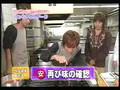 Okura and Yasu cooking