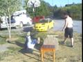 backyard wrestling again