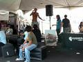 Guy Singing In Myspace Tent