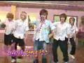 Super Junior dancing to Wong Fei Hung