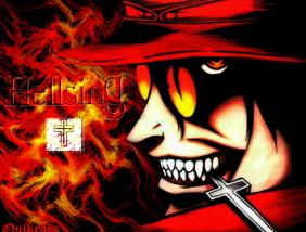 Hellsing - Rock Is Dead
