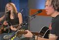 Avril lavigne - Take me away ( Aol Session )