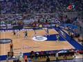 2007 Euroleague Semifinal Panathinaikos-TAU (3rd quarter)