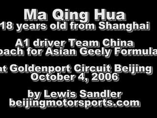 MaQingHua interview