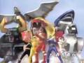 2001 - Hyaku Juu Sentai Gaoranger - Abertura [B]