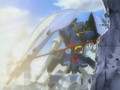 Gundam seed destiny Chaos, Gaia, Abyss on a rampage