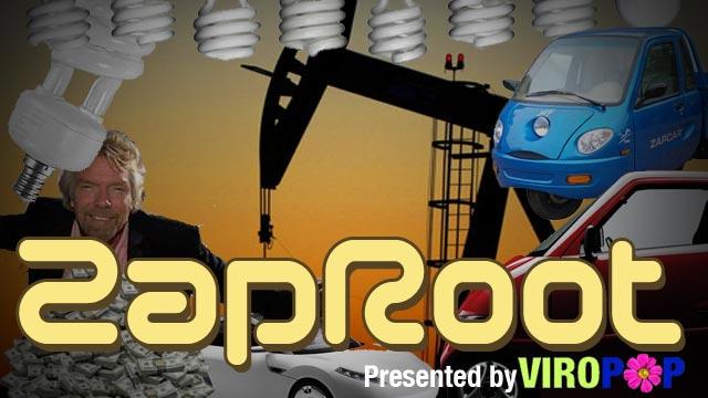 ZapRoot 008   Auto Xprize CFL Celebrity Green