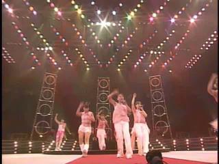 Morning Musume - Honki De Atsui Theme Song (live)