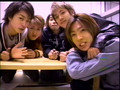 Arashi playing with video camera