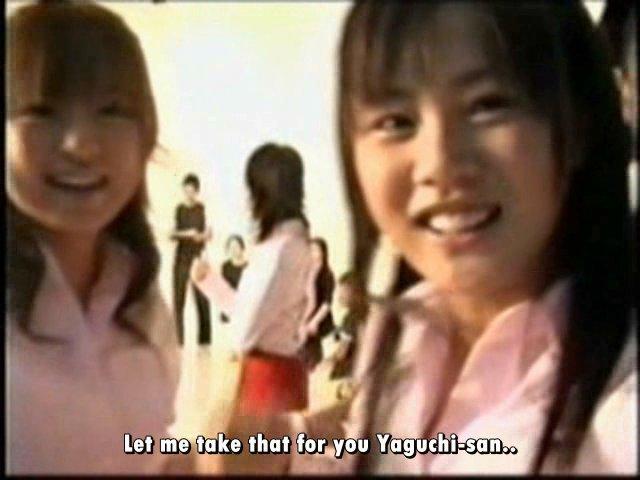Flets - Morning Musume Jacket Photoshot (Subs)