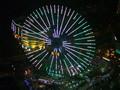 Yokohama ferry wheel