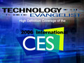 CES Day 1: Treo 700, Wireless USB and Wireless XGA