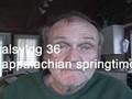 alsvlog 36 Appalachian Springtime