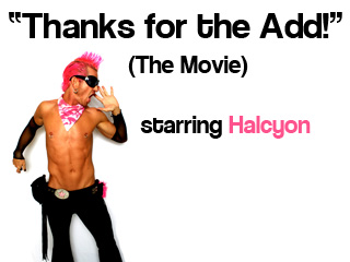 """""""Thanks for the Add"""" THE MOVIE!"""