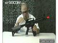SRC M4A1 AEG Metal Carbine