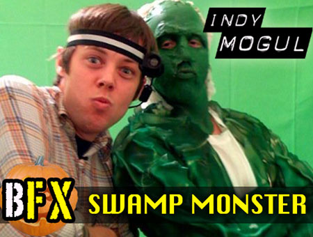BFX: Swamp Monster
