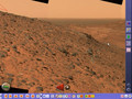 Mars Exploration Rover 3D - VR Panoramas - East Basin Panorama