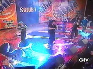 Sclub7 en Chile - Friday Night