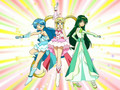 Mermaid Melody Rainbow Notes