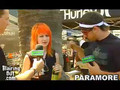 PARAMORE talks to Eric Blair 2007
