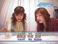 """Risa Niigaki sings """"HURUSATO"""" in Korean.  musume DOKYU! VOL.6"""