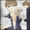 Fruits Basket-Kyo And Tohru