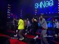 SHINee - 080601 Noona Is So Pretty[Replay] SBS InkiGayo