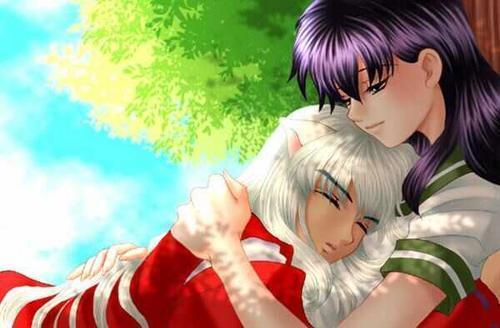 Inuyasha and Kagome-Far Away