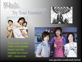try you emotion by w-inds