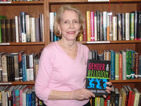 Gender and Religion author Babara Crandall.