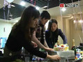 061214(21) Daily sports Golden disk backstage