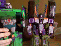 Transformers Armada Megatron Review