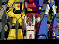 Transformers Animated Black Friday
