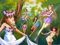 Fairies and Water Maidens Slideshow AMV