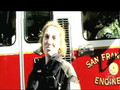 Firefighters from San Francisco that are Women on The Battalion-The Series