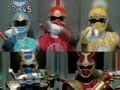 Sentai Robot Wars: Chapter 02 ~ EX