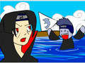 Naruto-Itachi Superstar