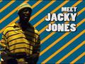 JACKY JONES - crazy black man