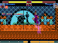 Me playing Street Fighter Nes - Mugen Game