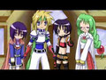 Tales of destiny-Lucky star opening parody