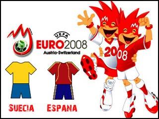 Euro08 - 15.D.Suecia-España 1